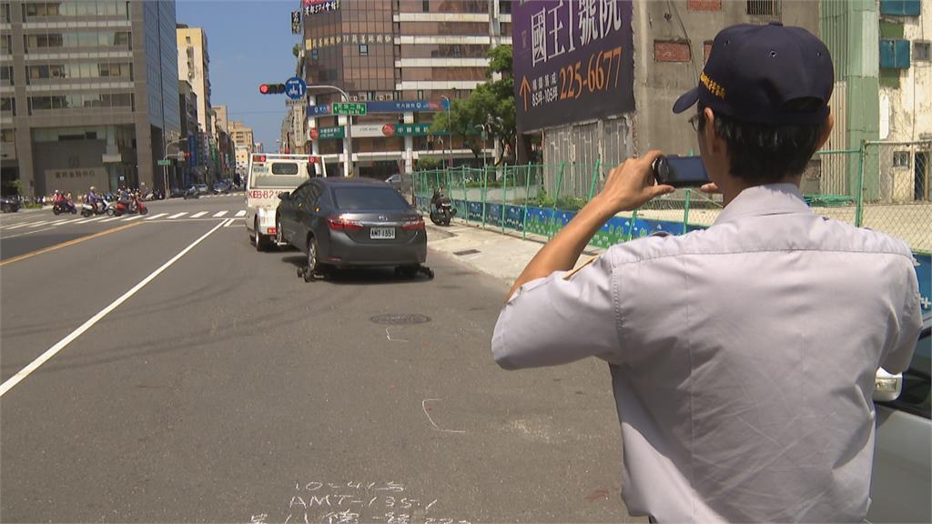 高市近60萬件交通違規 違停28萬多件最多