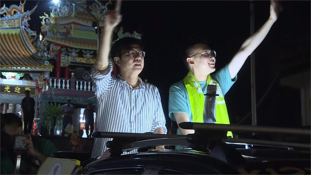 林飛帆站台挺陳其邁!嗆柯文哲「消費香港說」是廢話
