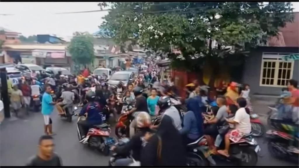 印尼摩鹿加群島規模7.3淺層地震 至少1死