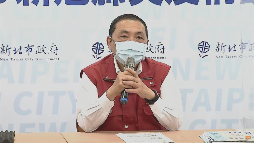 LIVE/雙北將同步開放餐廳內用 侯友宜15:00公布最新指引