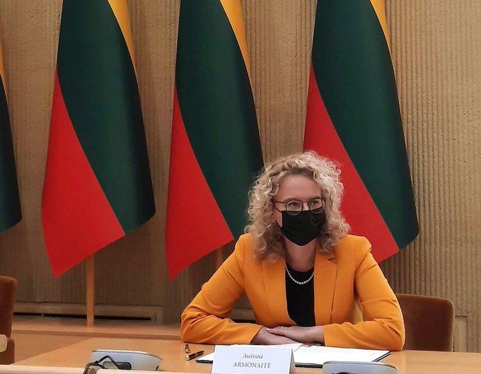 快新聞/立陶宛國會通過修法 為設立駐台經貿代表處開綠燈