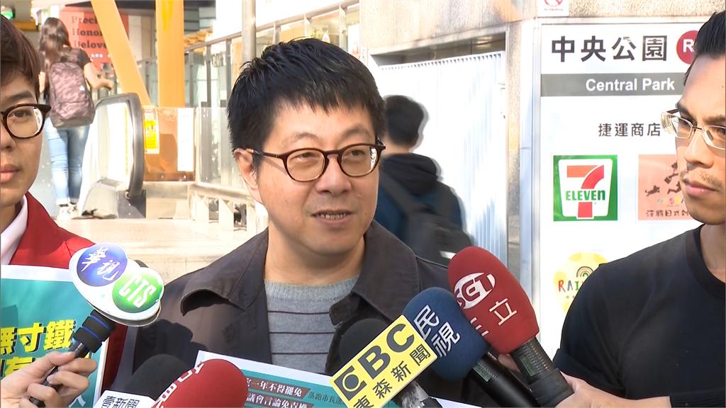 快新聞/韓國瑜突為請假道歉  尹立批「渣男」籲:高雄人被騙一次不能被騙一世