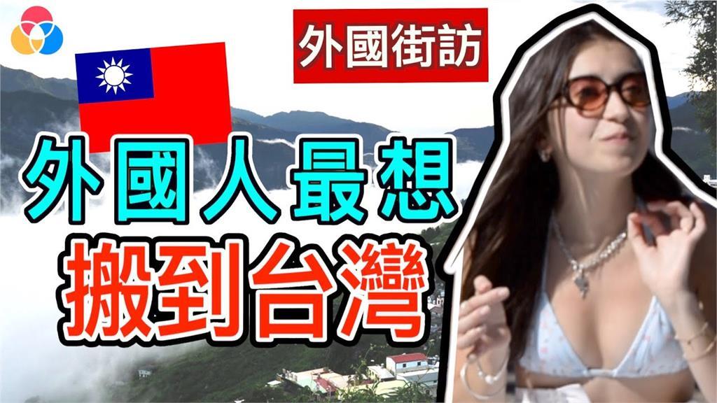 超愛台灣!加拿大老外狂讚「與中國不同」 網笑:小粉紅要高潮了