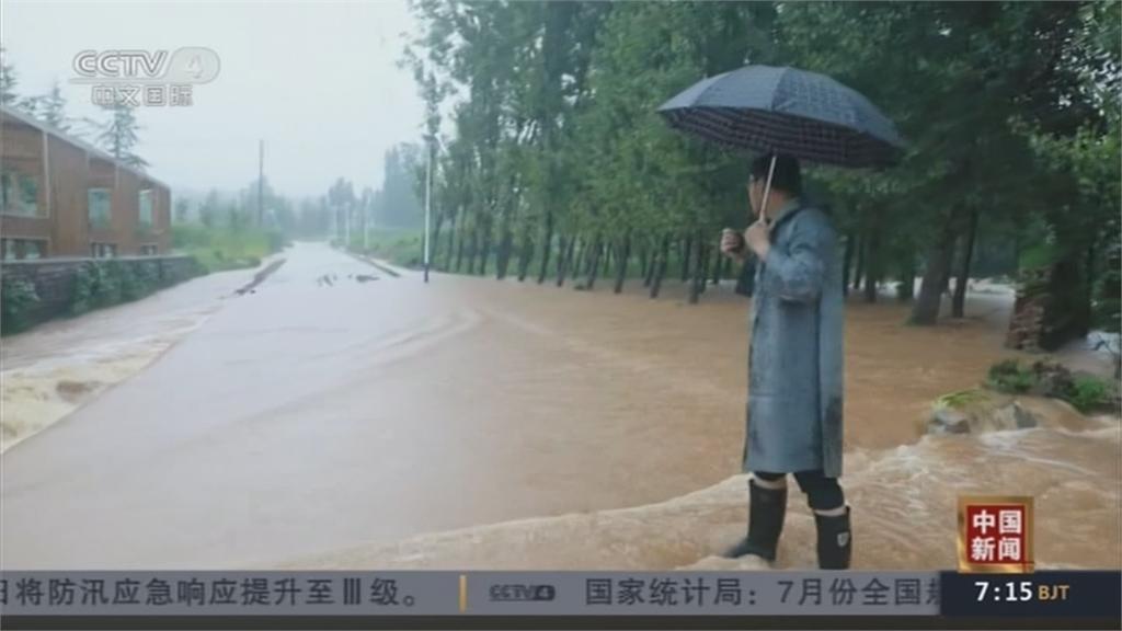 長江4號洪水通過三峽大壩 三峽大壩能挺得過去嗎?