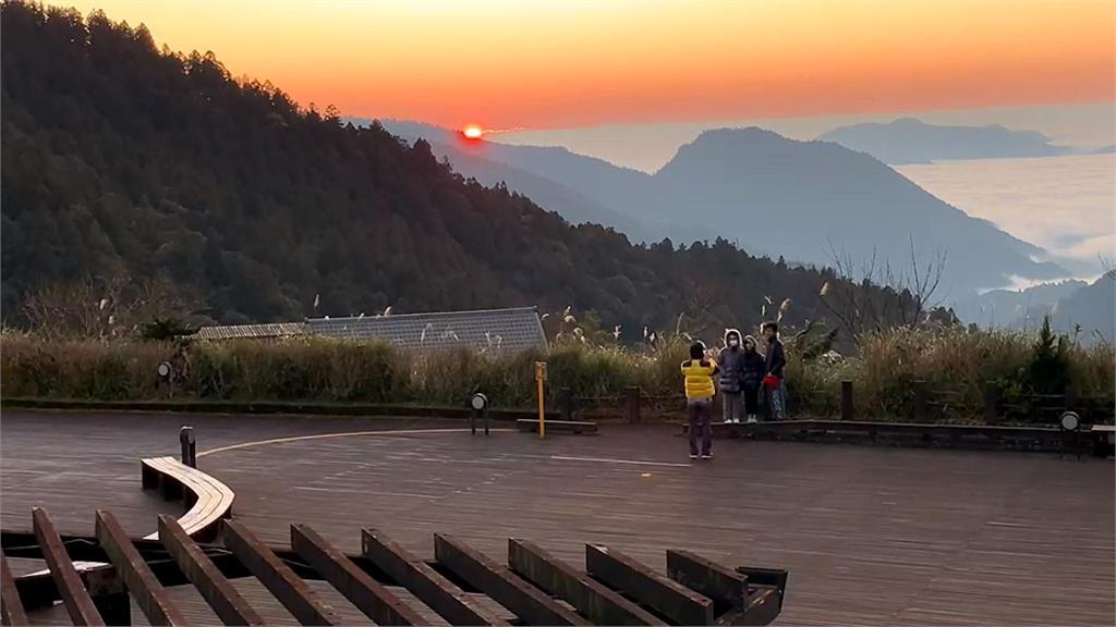 2021追曙光景點曝光  本島三仙台06:34最早