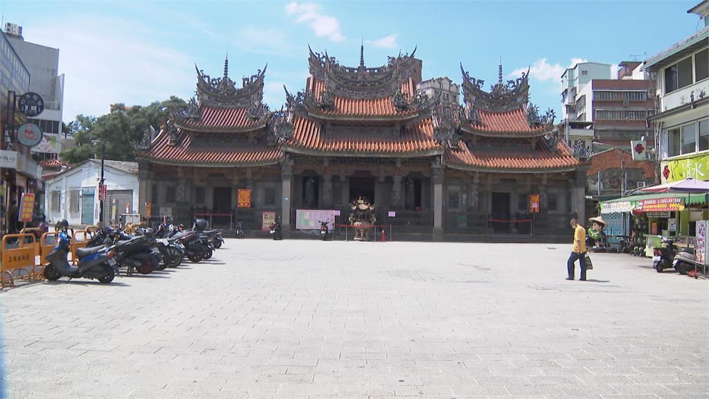 神明也防疫!全國寺廟暫不開放至6月8日「空蕩蕩」