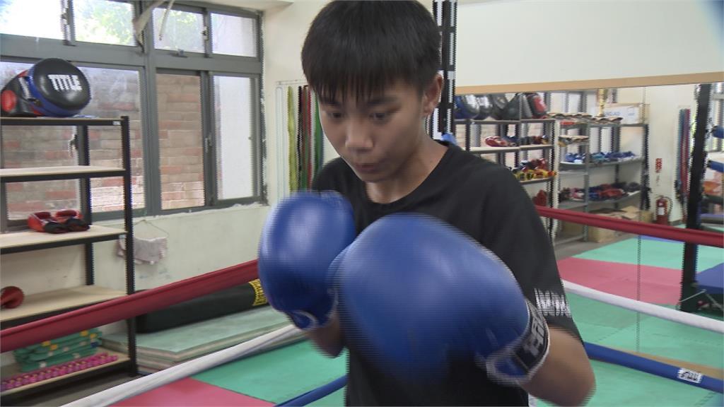 小選手呼喚被聽見了 國中拳擊隊喜迎訓練場