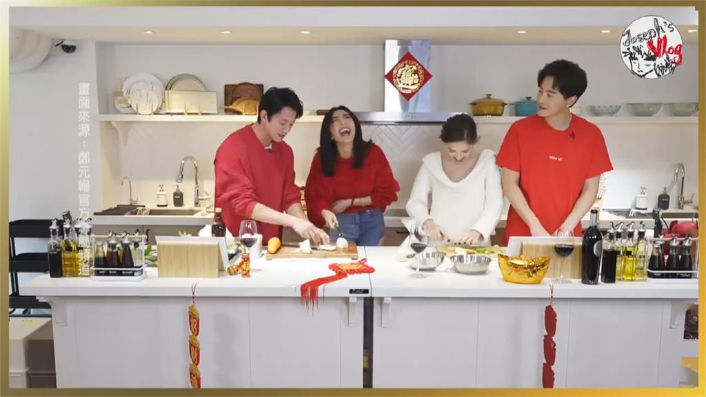歡迎收看「不專業廚房」...   餓了嗎?女神、男神做飯給你吃