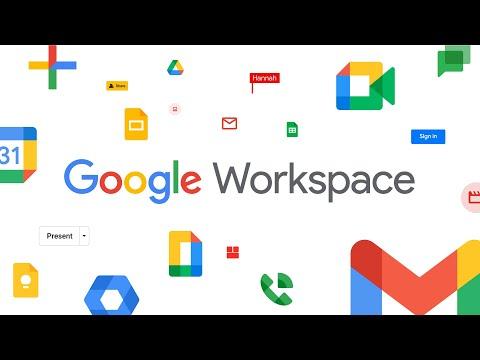 Google Workspace整合式服務 開放所有用戶