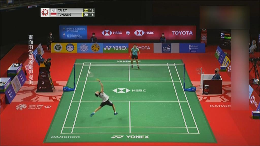 羽球/戴資穎400勝入袋 晉級泰國公開賽八強