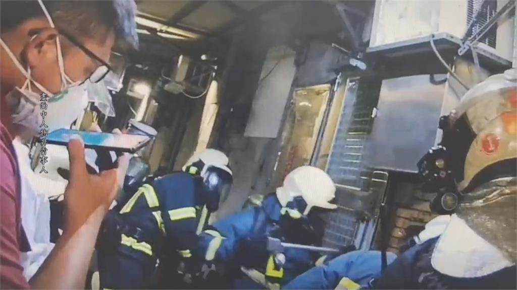 萬華疫情嚴峻轄區快篩 北市5消防員呈陽性送檢疫所