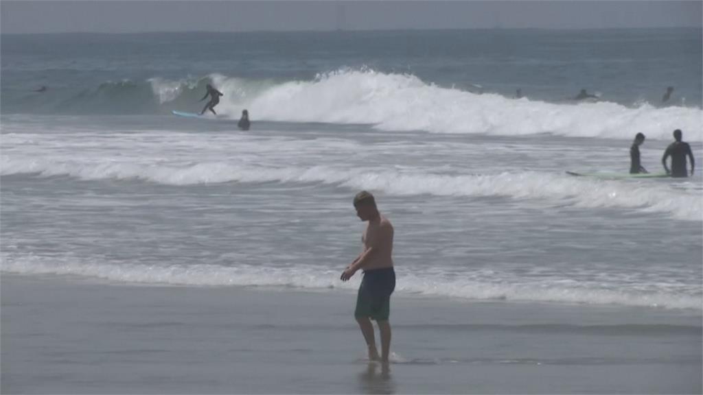 熱浪襲捲美國西南部 加州高溫上看45度