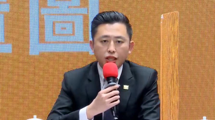 快新聞/實名制、人流控管困難 林智堅曝「台灣燈會停辦心情」:很沉重但防疫優先