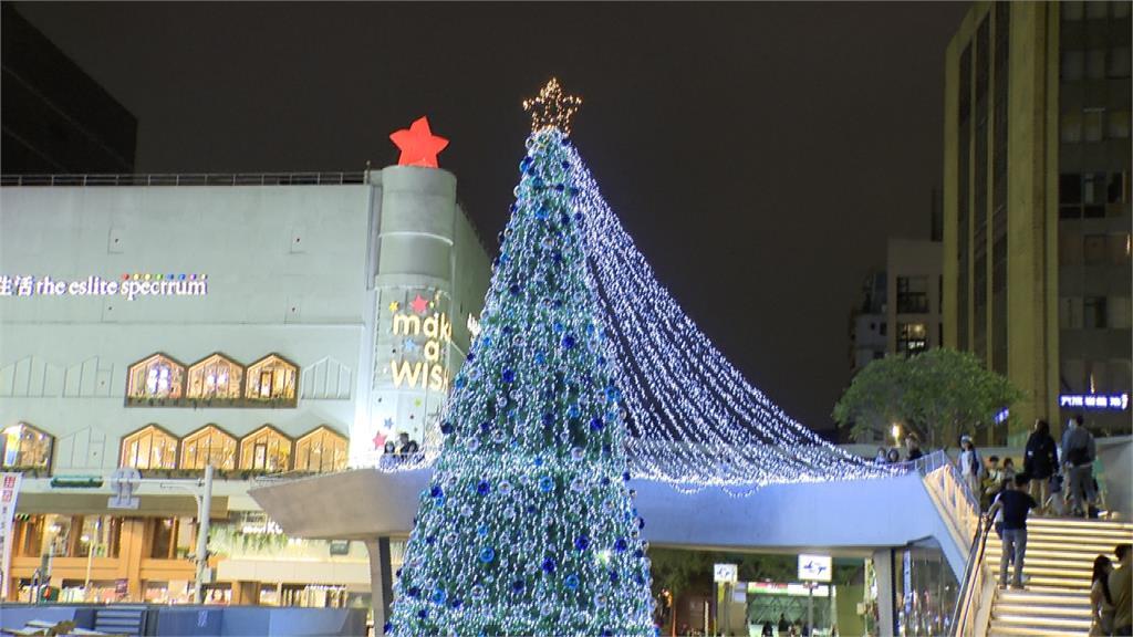 出口音樂節「外帶」東京鐵塔耶誕燈海在台北