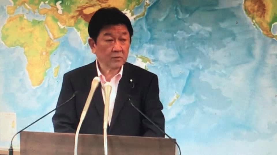 快新聞/日本宣布追贈台100萬劑AZ疫苗 謝長廷:感謝很多人為台灣種下的善因