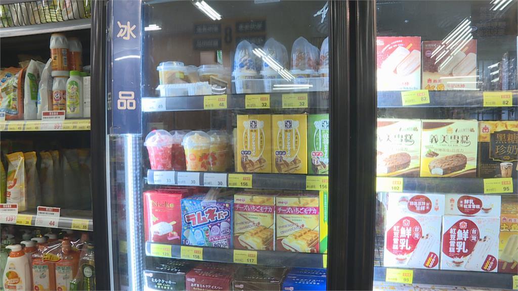消暑商機提前報到 超商冰品大戰開打