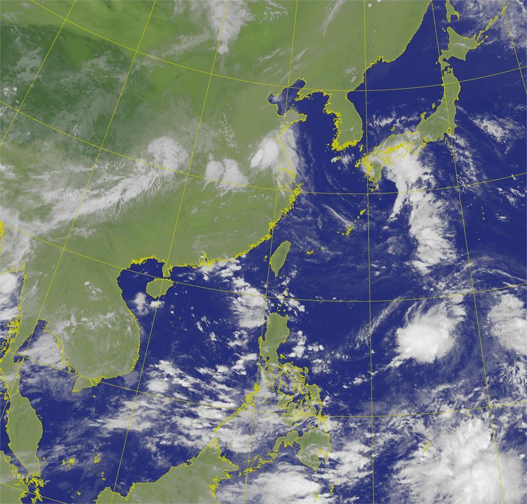 快新聞/菲律賓東方熱帶雲氣「颱風最快下周生成」 未來一周天氣曝光