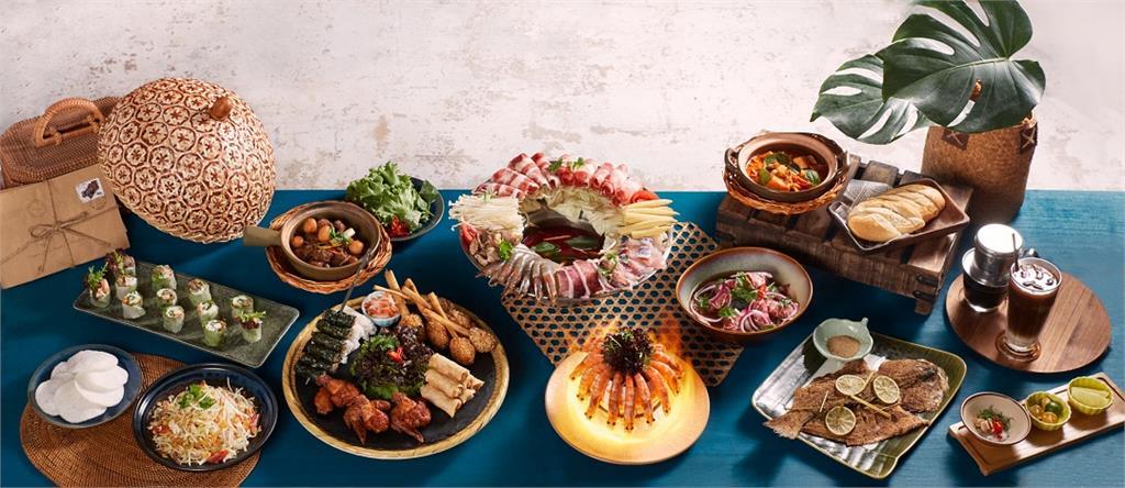 沐越美食文化季「巨美燈籠」拍不停、再抽十萬旅遊金