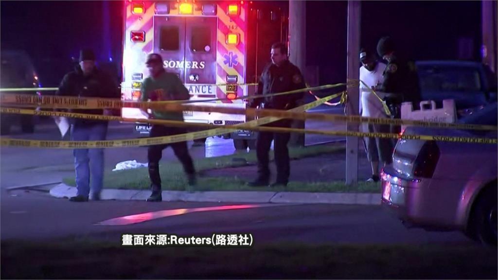 威斯康辛州餐館驚傳槍響 3死2傷 嫌犯在逃