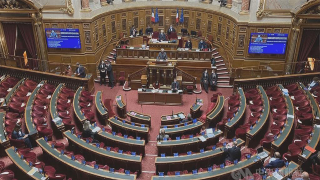 支持台灣參與國際組織! 法國參議院304:0全數通過