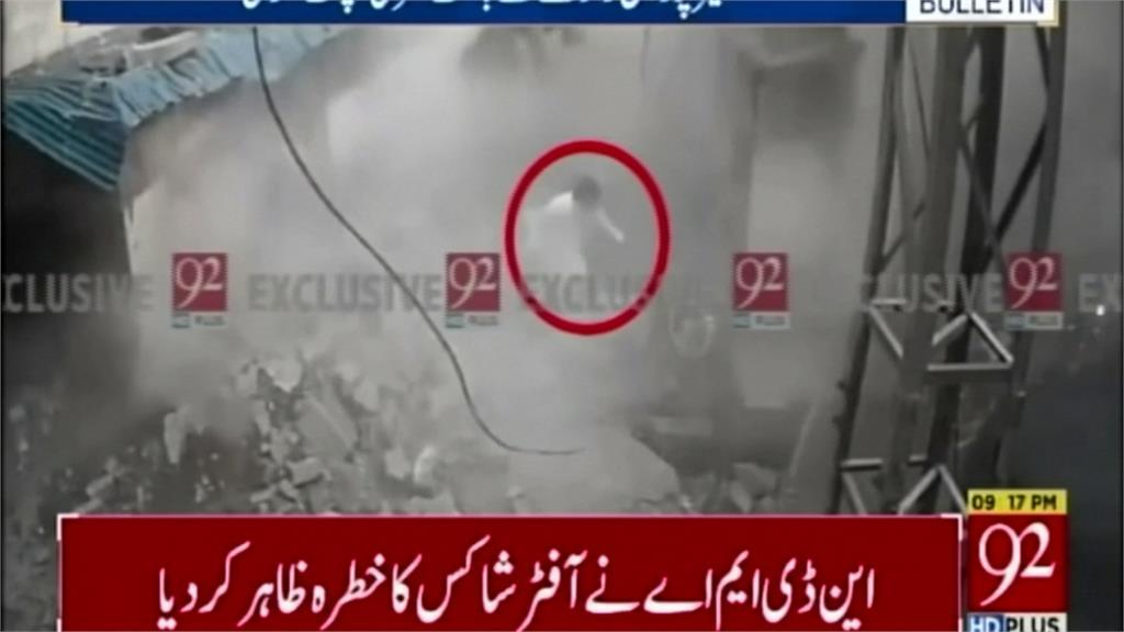 巴基斯坦規模5.8地震 釀22死逾700人傷