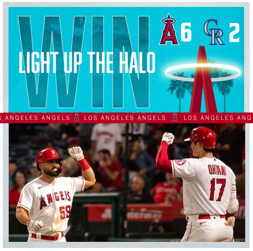 MLB/大谷翔平7局5K僅掉1分 奪本季第5勝