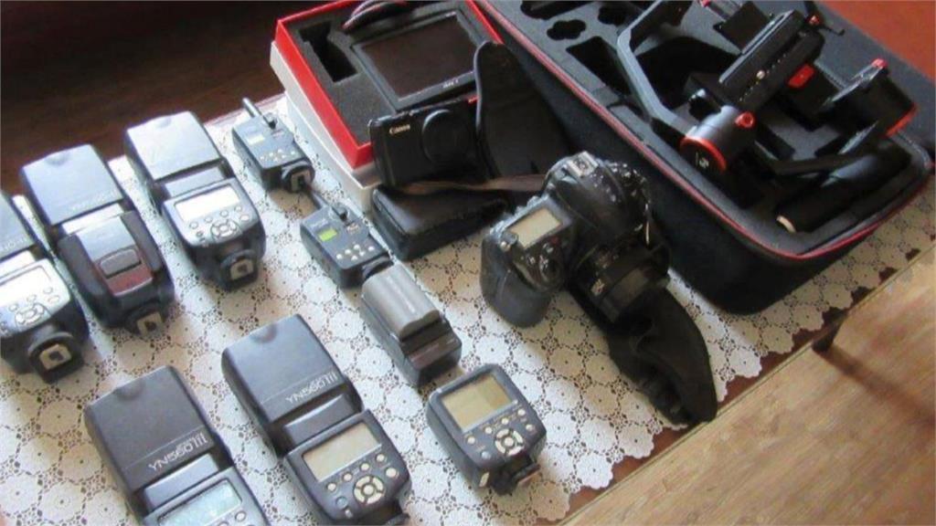 攝影師未遵守居檢  挨罰10萬 這些「傢私」被查扣拍賣