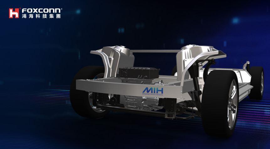 鴻海拚電動車零配件 法人估動力系統第4季亮相