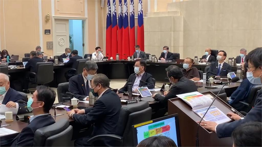 若疫情升至三級警戒 游錫堃:立院可採視訊會議