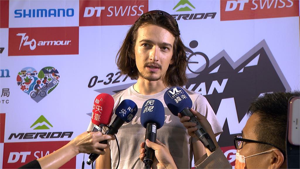 自行車登山王挑戰周五登場 外國選手格外吸睛