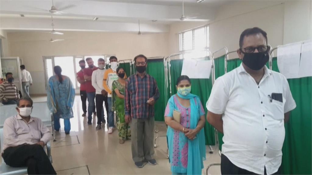 印度暴增逾16萬確診 超越巴西淪全球第二慘