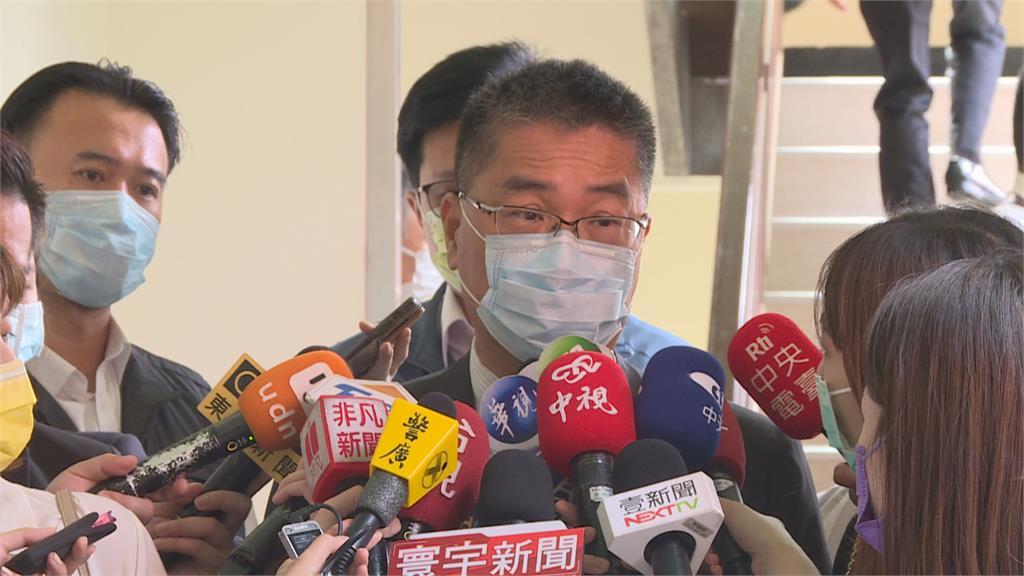 署長、局長心結?「交手機測謊」徐國勇:「看新聞稿才知道」
