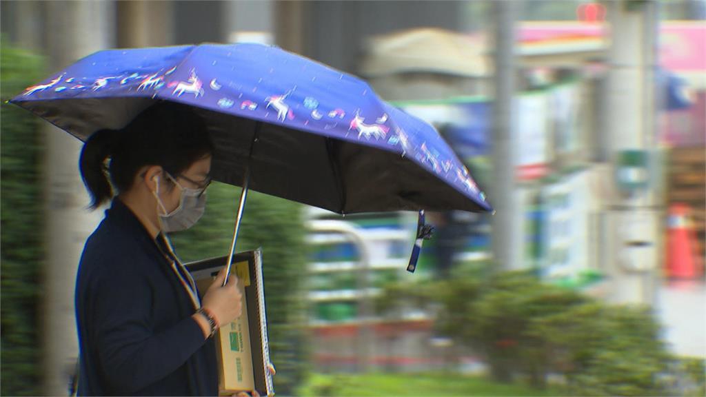 快新聞/今晨苗栗5.8°C! 強烈冷氣團午後襲台 北台灣愈晚愈冷轉有雨