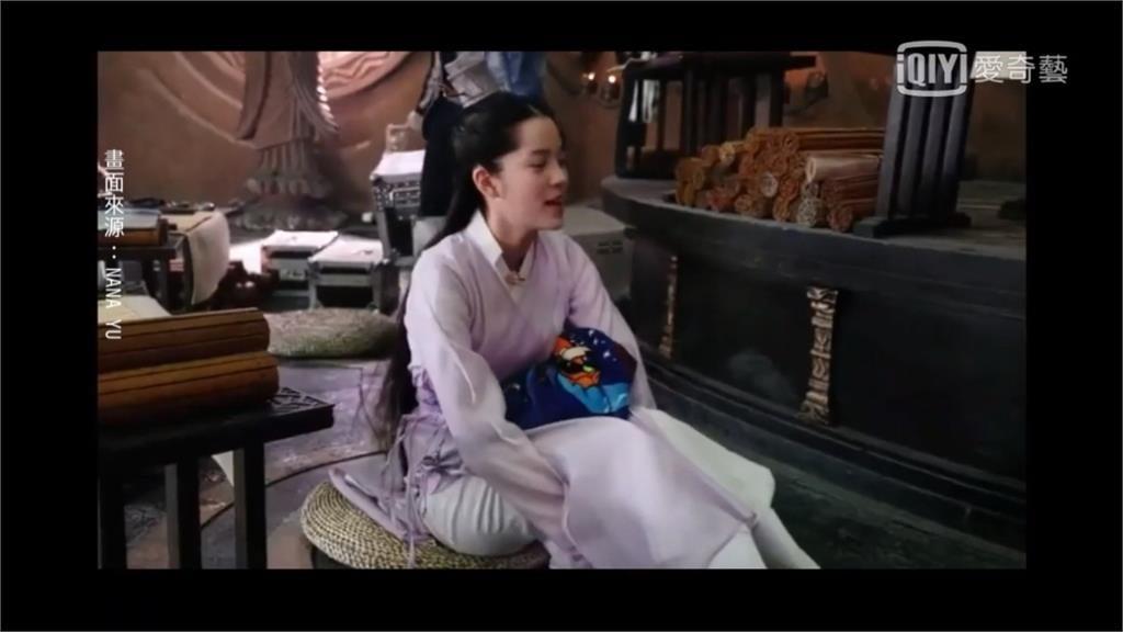 歐陽娜娜新戲「被下架」!中國影視圈再發布「限古令」