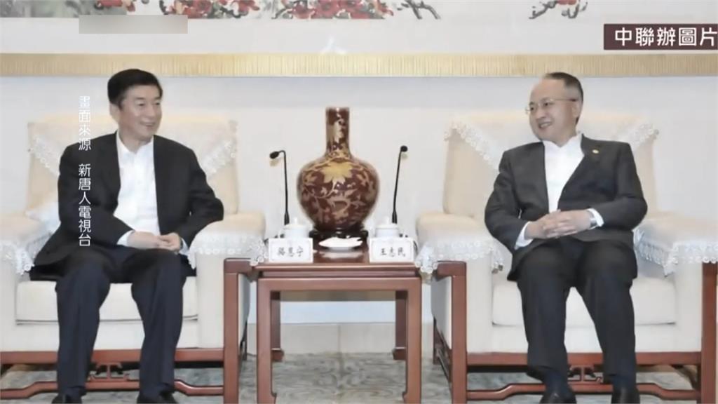 駱惠寧:干預香港事務外部勢力 該反制就反制