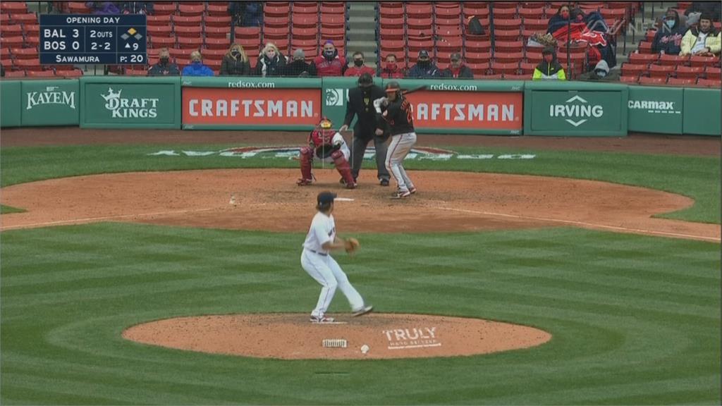 MLB/「金牌投手」敏斯超優質先發!開幕戰帶領金鶯3:0擊敗紅襪