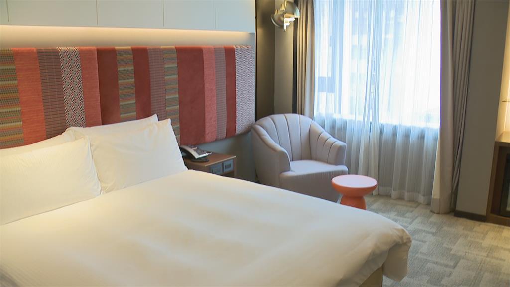 五星級飯店住2晚免500元! 業者推三倍券優惠搶住房