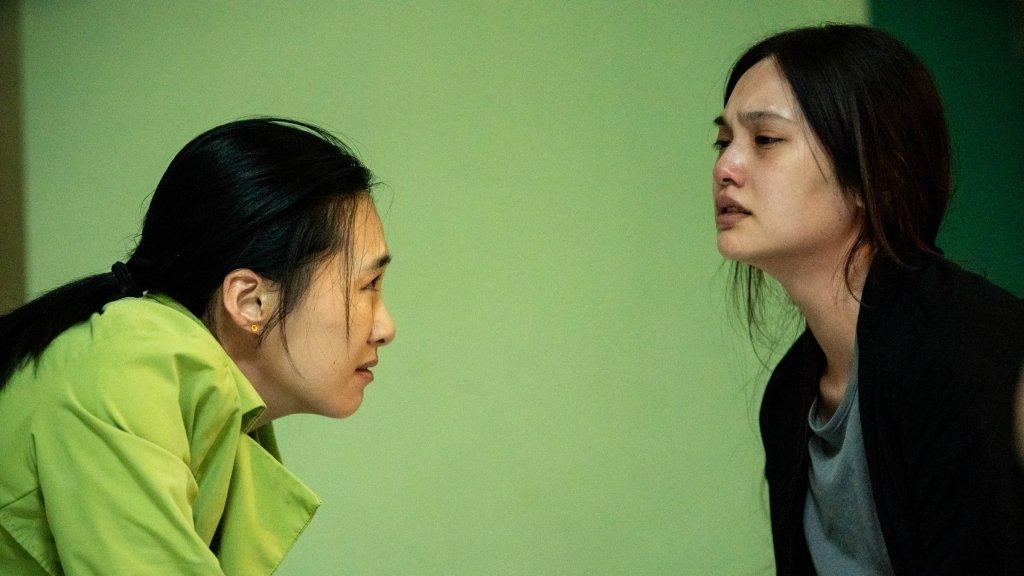 破不了的案只能求助《靈語》 心碎媽媽楊丞琳、吳可熙哭掉一公升眼淚
