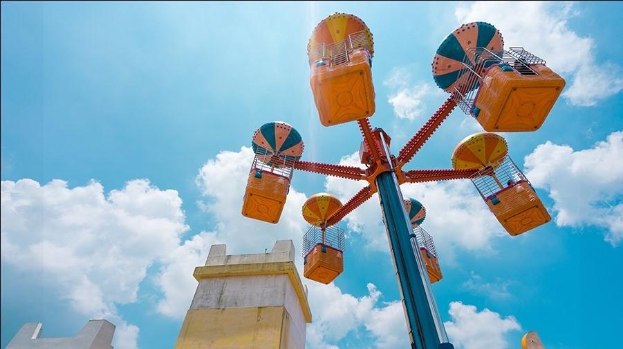 想放鬆就趁這波!51連假遊樂園銅板價玩到底 綠博免費入園