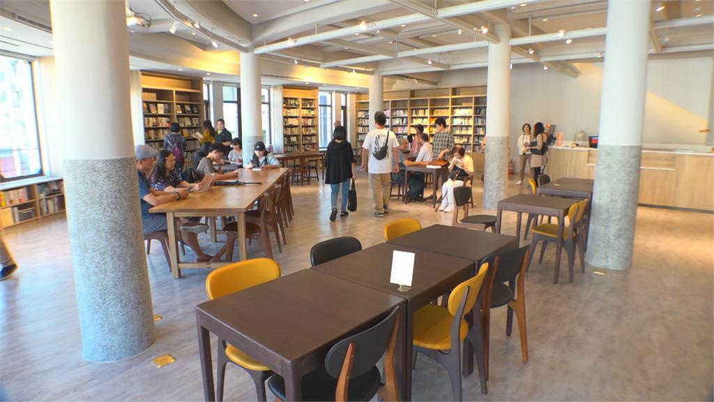 全台最老書店瑞成書局 多元經營重新開張