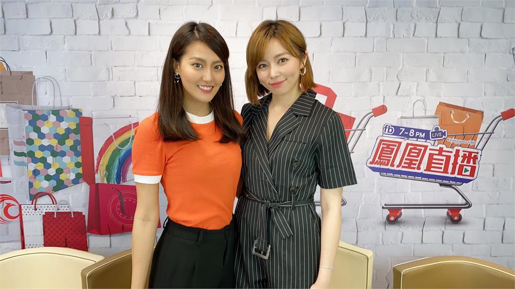 《多情》姐妹花王瞳、顏曉筠攜手上「鳳凰直播」  曝殺青生活忙追八點檔《黃金歲月》