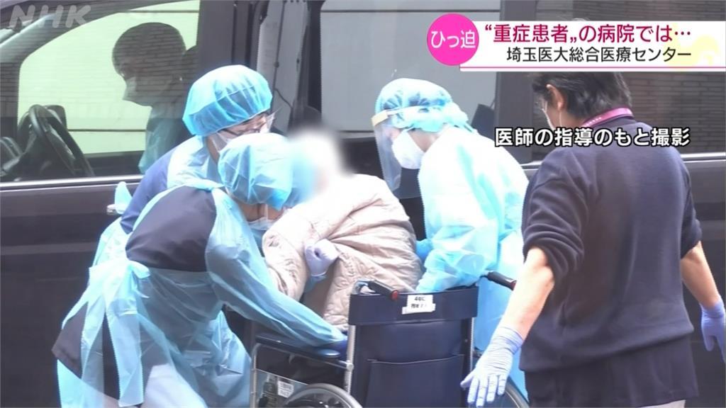 全球/第三波疫情攔不住 日本醫療面臨崩壞!