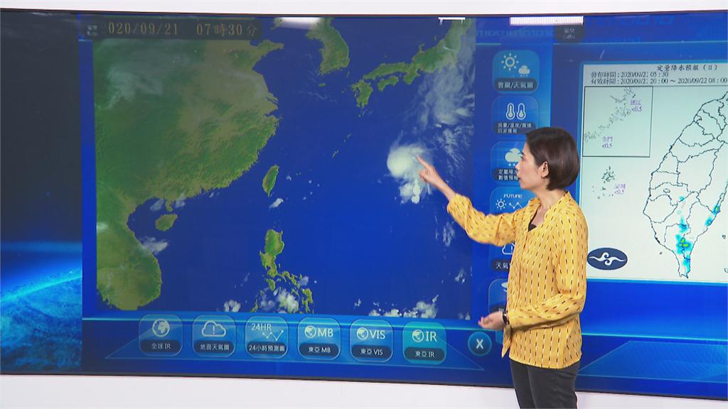 秋天到!北台灣早晚涼颼颼 週四鋒面通過一路濕涼到週日