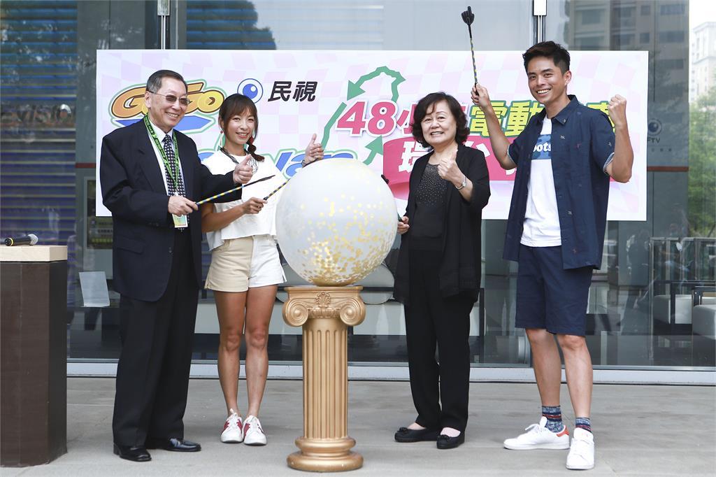《Go Go Taiwan》段慧琳載不會騎車的艾瑞克挑戰48小時環台!老公問:「艾瑞克手會放哪裡?」