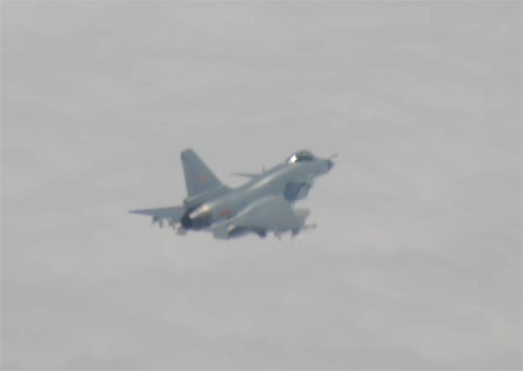 快新聞/又來! 中國軍機11架次擾台 空軍防空飛彈追監