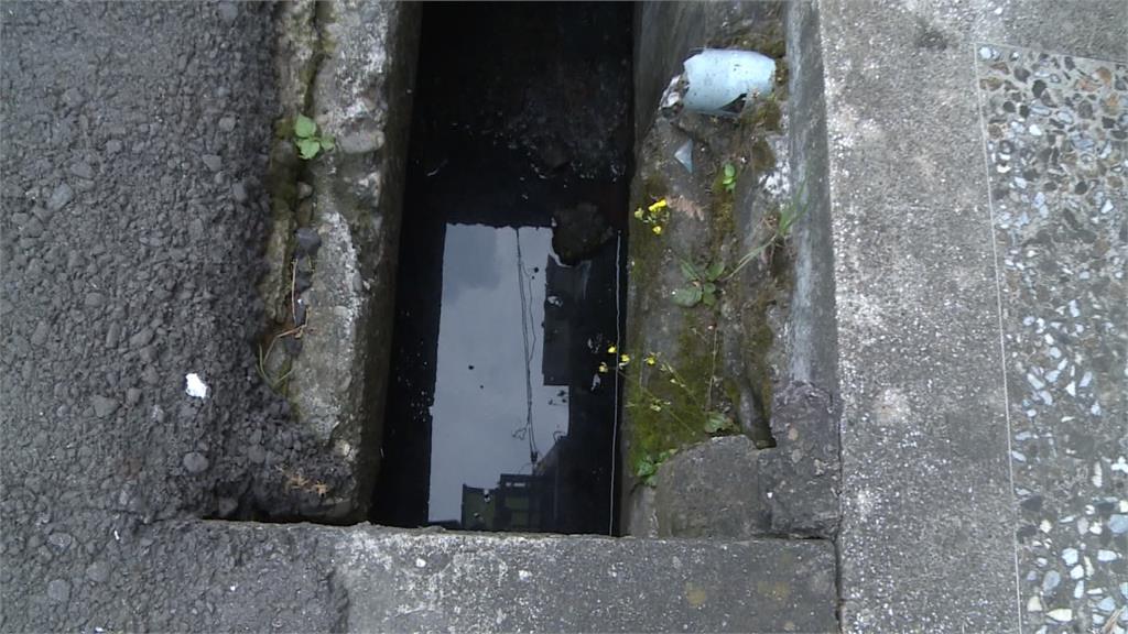 母女逛夜市 4歲女童跌落80公分水溝內