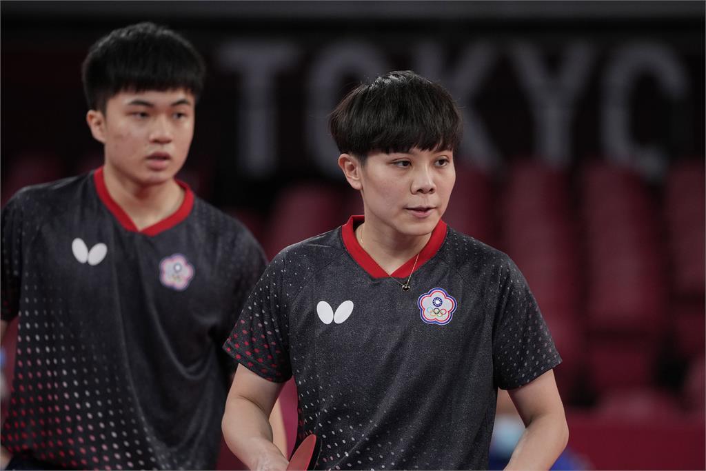 東奧/鄭怡靜不敵新加坡!0:4落敗無緣晉級女單16強