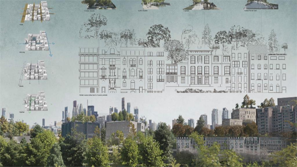 上百間大學脫穎而出 聯大學生建築設計榮獲國際雙料首獎