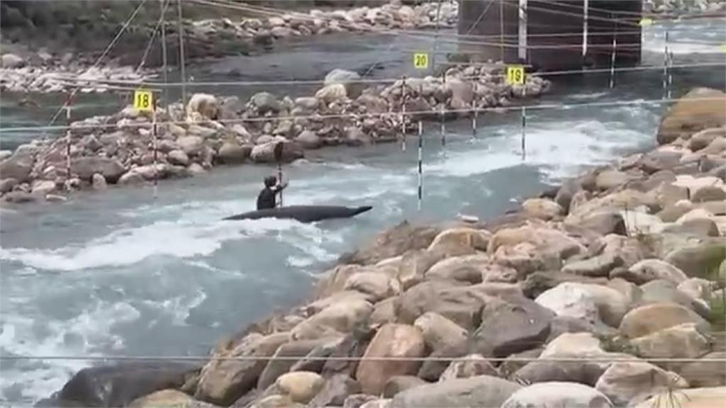 張筑涵划輕艇進東奧!首賽未晉級 無緣準決賽