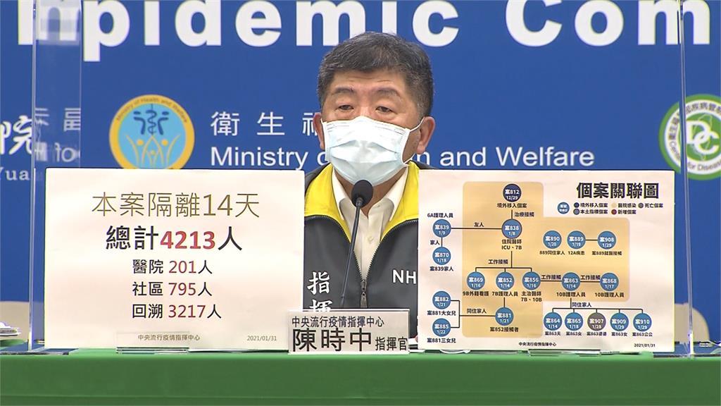 台灣疫情升溫 李秉穎:社區感染有風險但未失控